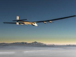 Solar Impulse 14. etabı da tamamladı