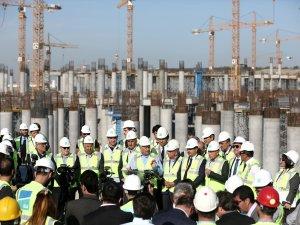 Binali Yıldırım: 3'üncü Havalimanı 2018'de hizmete girecek