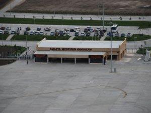 Merzifon Havalimanı ulaşıma kapanıyor