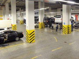 Avek'ten filolara özel Volkswagen servisi