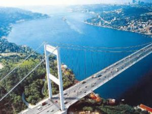 İstanbul Boğazı'nda Su Sporları
