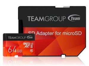 Team 64GB UHS-II U3 Micro SD kartı satışa çıktı