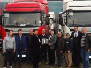 Hicri Ecrili, güvenlik için Scania'yı seçti