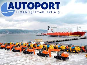 Autoport, otomotiv sektörünün en önemli lojistik kapısı