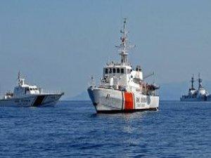Yunan balıkçılar Türk karasularına girdi