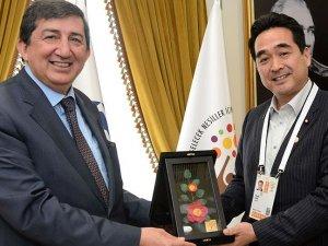 Japonya EXPO Antalya'nın tecrübesinden yararlanacak