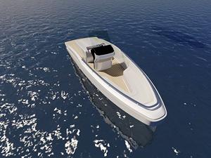 JP Ribs'den servis motorlarının tahtına oturacak tam elektrikli tekne