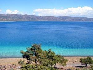 'Türkiye'nin Maldivler'i Salda Gölü turizme kazandırılacak