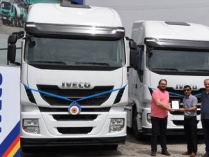 Solana Transport'a 3 Iveco HI-Way