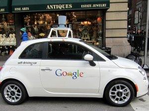 Google, otonom araçlarını İtalyan Fiat ile üretecek