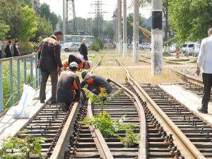 Özbekistan'ın başkenti Taşkent'te tramvay dönemi sona erdi