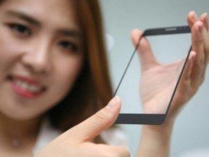 LG, parmak izi okuyucuyu ekran altına yerleştiriyor
