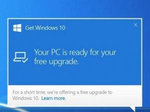 Windows 10, temmuzda ücretli oluyor