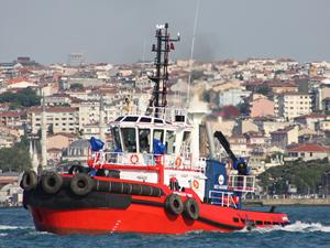 Med Marine, Ekinciler Port adlı römorkörü İskenderun'da hizmete alıyor