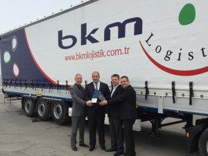 BKM Lojistik'e 21 adet Krone Mega Liner Huckepack