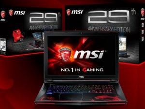 MSI'dan Vive için ilk laptop!