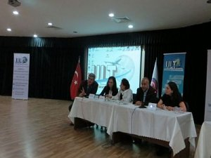ÇOMÜ Lojistik Zirvesi konulu panel düzenledi