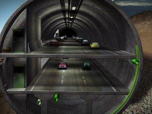 Avrasya Tüneli'nde de sona yaklaşıldı