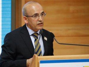 Ekonomiden Sorumlu Başbakan Yardımcısı Şimşek: Türkiye ekonomisi Batı ile arayı kapatmaya devam ediyor