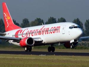 SunExpress'in uçağını Corendon aldı