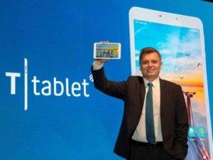 Turkcell'in yeni tablet bilgisayarı T Tablet!
