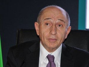 Nihat Özdemir; 'Havalimanının dörtte biri bitti'