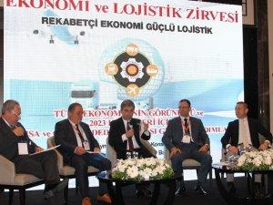 Rekabetçi ekonomi için güçlü lojistik şart