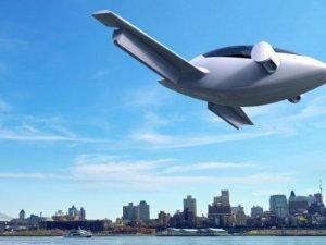 Lilium Jet tamamen elektrikli olacak