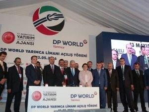 DP World Yarımca Limanı açıldı