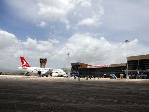 Selahaddin Eyyubi Havalimanı gün sayıyor