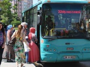 Eskişehir'de kadınlara özel ulaşım projesi