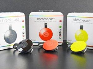 Google, 25 milyon Chromecast satmış
