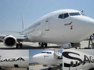 Saga Havayolları'nda umutlar yeşeriyor