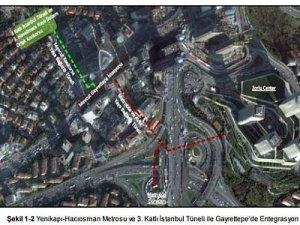 3. Havalimanı metro hattının ÇED süreci başlıyor