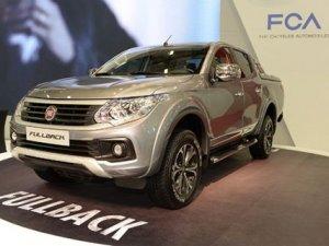 Fiat, yeni Pick-up'ını tanıttı