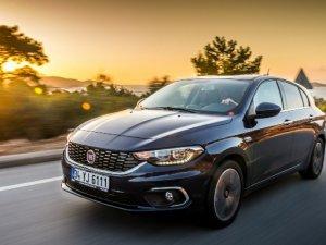 Radarlı Fiat Egea Hatchback satışta