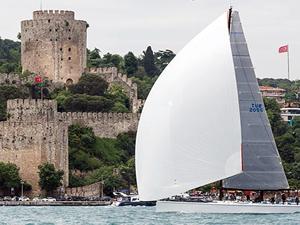 Yüzlerce tekne Bosphorus Cup için İstanbul Boğazı'nda kapışacak