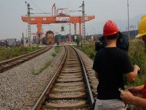 """""""Yeni İpek Yolu"""" tren seferleri başladı"""