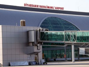 Diyarbakır Havalimanı'nda açılış heyecanı
