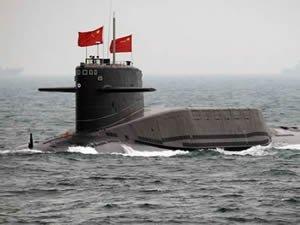 Çin Pasifik Okyanusu'na nükleer denizaltı gönderecek
