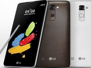 LG Stylus 2 Plus resmen tanıtıldı