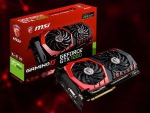 MSI, yeni Geforce GTX 1080 ekran kartlarını duyurdu