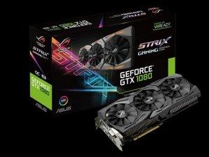 Asus, ROG Strix GeForce GTX 1080'i duyurdu