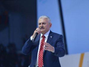 Başbakan Binali Yıldırım: İzmir'in çılgın projesi geliyor