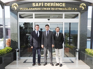 Safiport Derince, Barselona limanı gibi tasarlandı