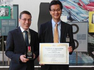Schaeffler'e Japonya'dan Kalite Ödülü