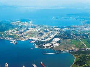 Aliağa'nın Türkiye ve bölge ekonomisine katkısı artıyor