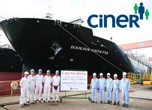 Ciner Denizcilik, M/V HANJIN CROATIA isimli konteyner gemisini teslim aldı