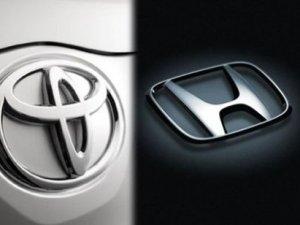 Honda ve Toyota'dan teknolojide büyük adım!