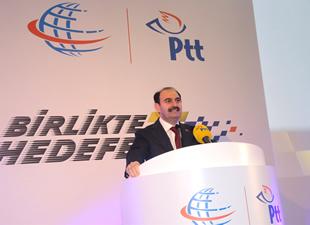 Kenan Bozgeyik: PTT Kargo olarak dünyanın yükünü taşımaya talibiz